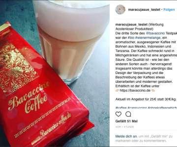 Bio Wiener Melange im Test von Bloggerin maracujasue