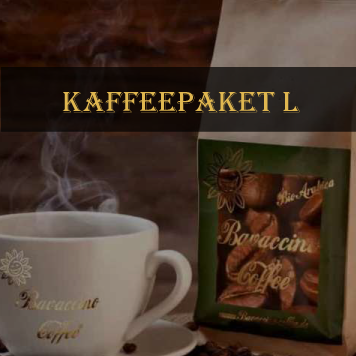 Kaffeepaket L