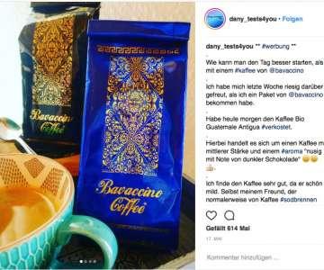 Bio Espresso Classic und Bio Guatemala Antigua im Test von dany_tests4you